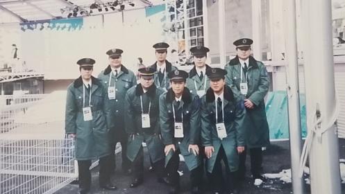 1998年 長野オリンピック