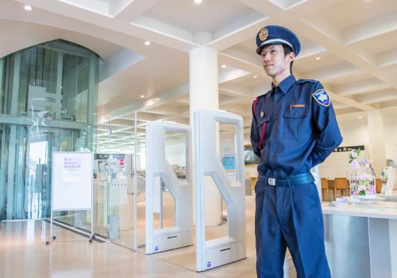 施設常駐警備業務